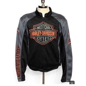 Harley Davidson Men's Riding Jacket Sz S